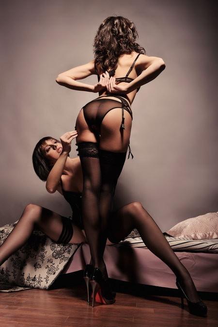 эротичные фотосессии 2 девушки