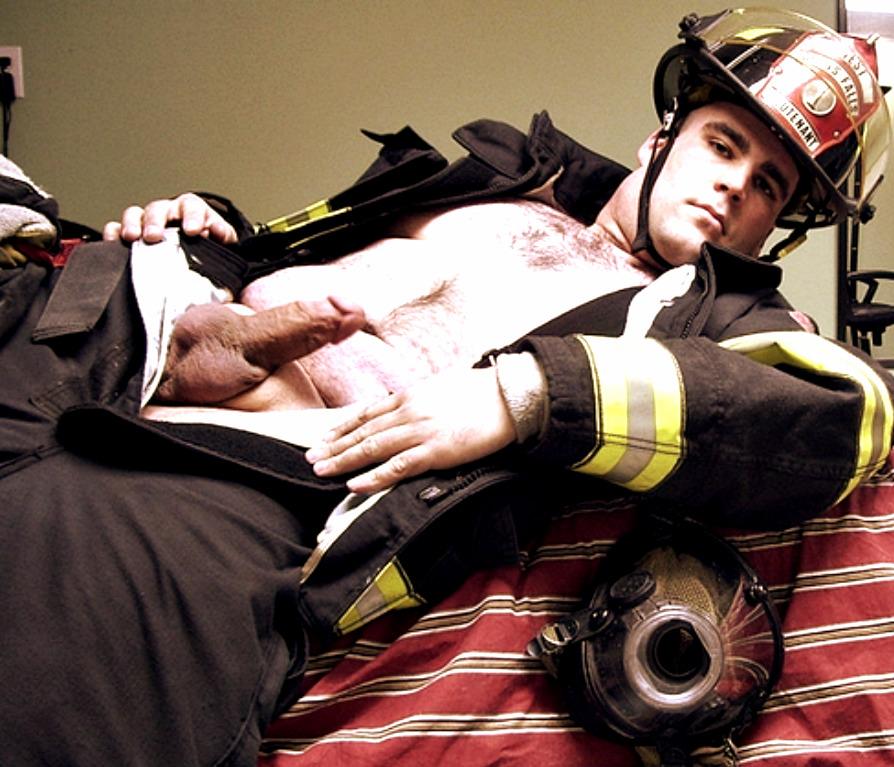 fireman blow job