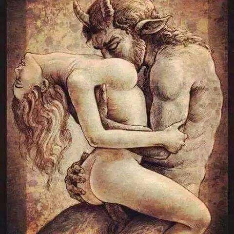 Succubus Erotic story