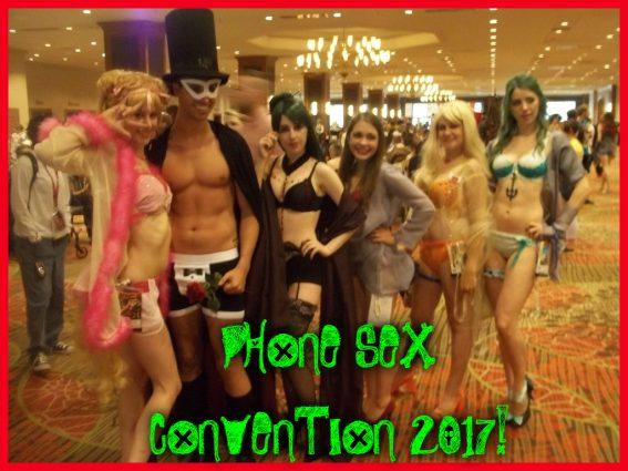 PHONE SEX CONVENTION