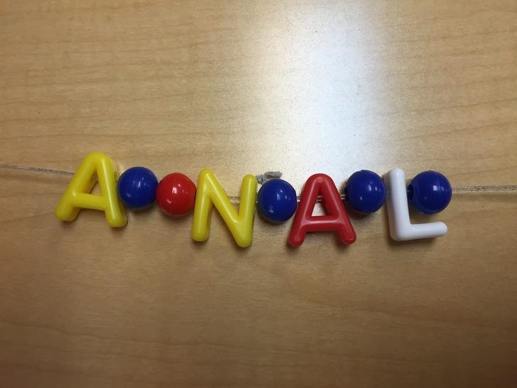 Anal Beads Ass Play