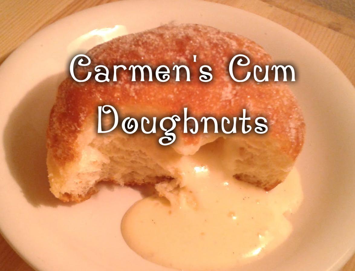 Cum donut