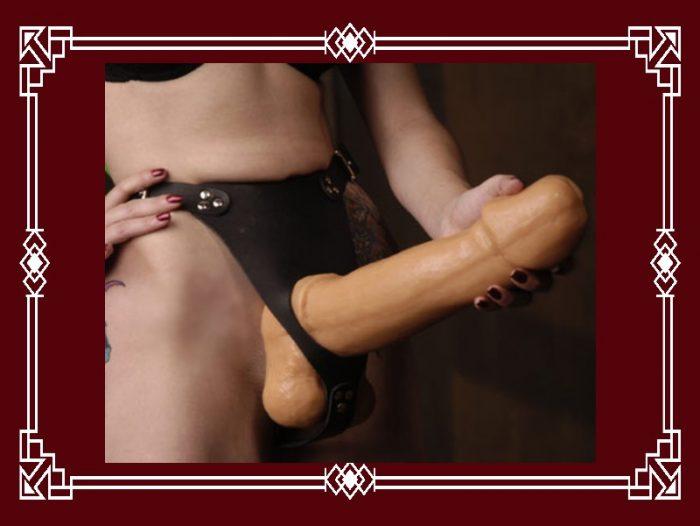sissy slut toy by bridgette 1.866.355.8176
