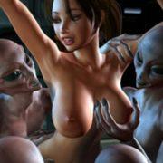 Alien Abduction Sex