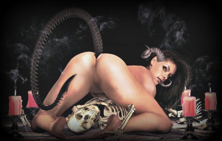 paranormal sex story Bridgette 1.866.355.8176