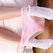 dirty pink panties