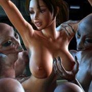 alien sex exploitation