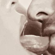 Tongue Kissing
