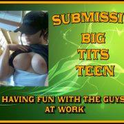Submissive Big Tits Teen