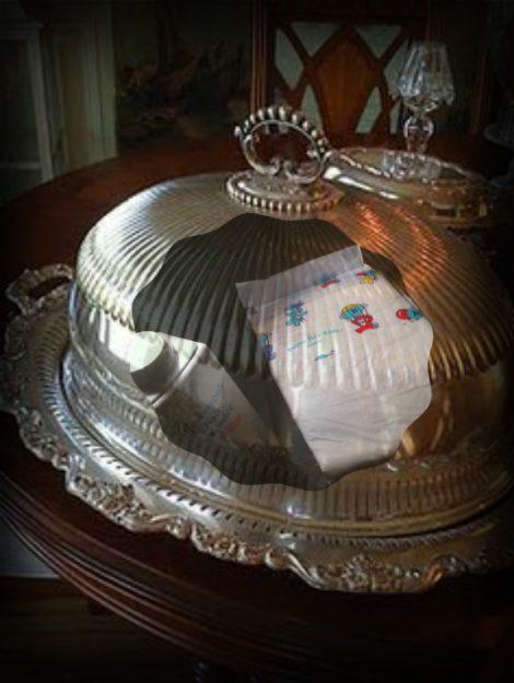 diaper lover surprise by Bridgette 1.866.355.8176