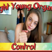 Tight Young Orgasm Control