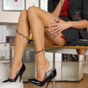 Gisele loves office sex
