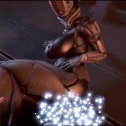 Hot Lovemaking Robot