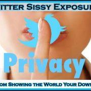 Twitter Sissy Exposure