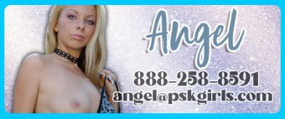 The Best Phone Sex - Angel 888-258-8591