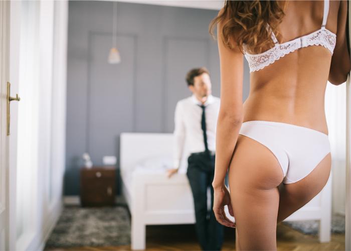 desperate cheating woman