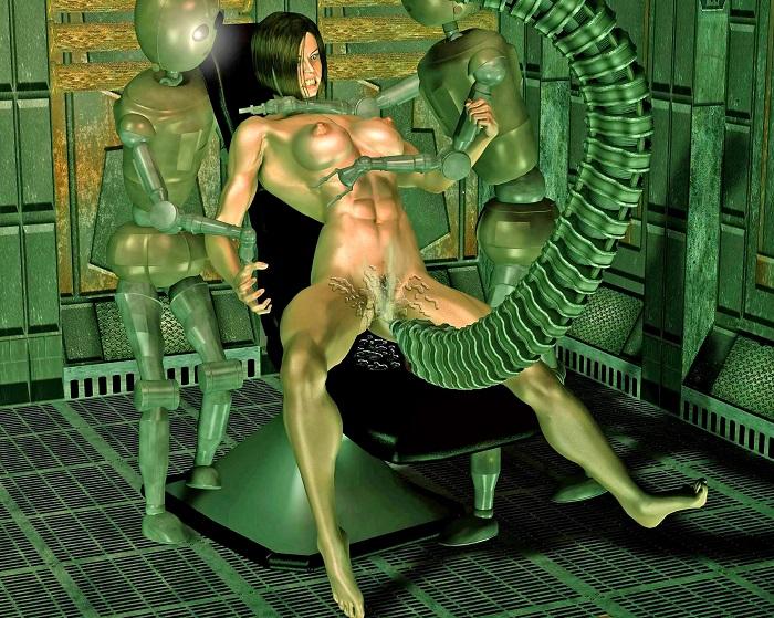 Alien Abduction Intercourse