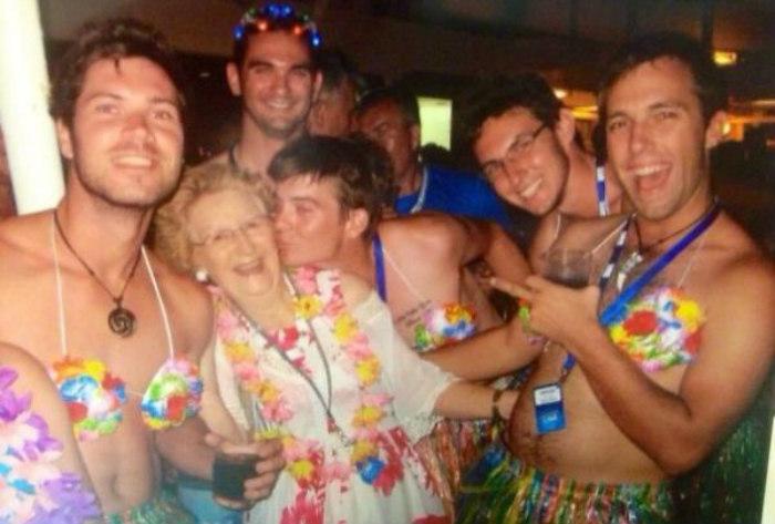 Grandma's Special Time