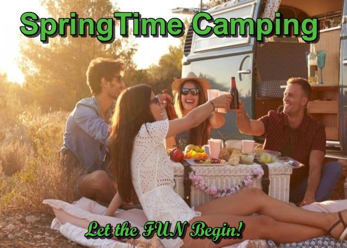 SpringTime Camping