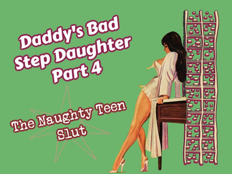 naughty teen slut