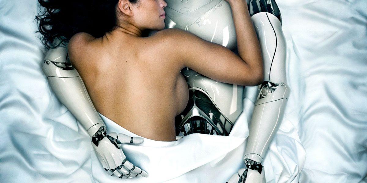 robot sex fantasy