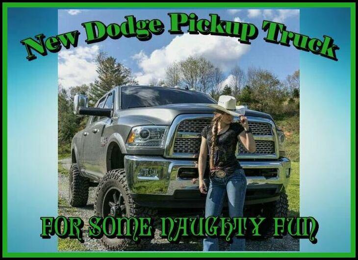 New Dodge Pickup Truck
