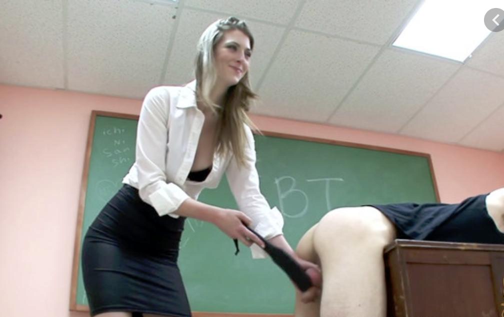 horny teacher's pet