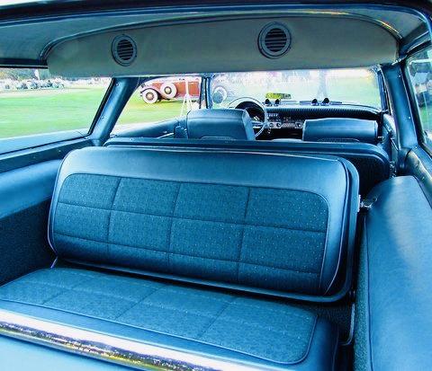 Back Seat Lover