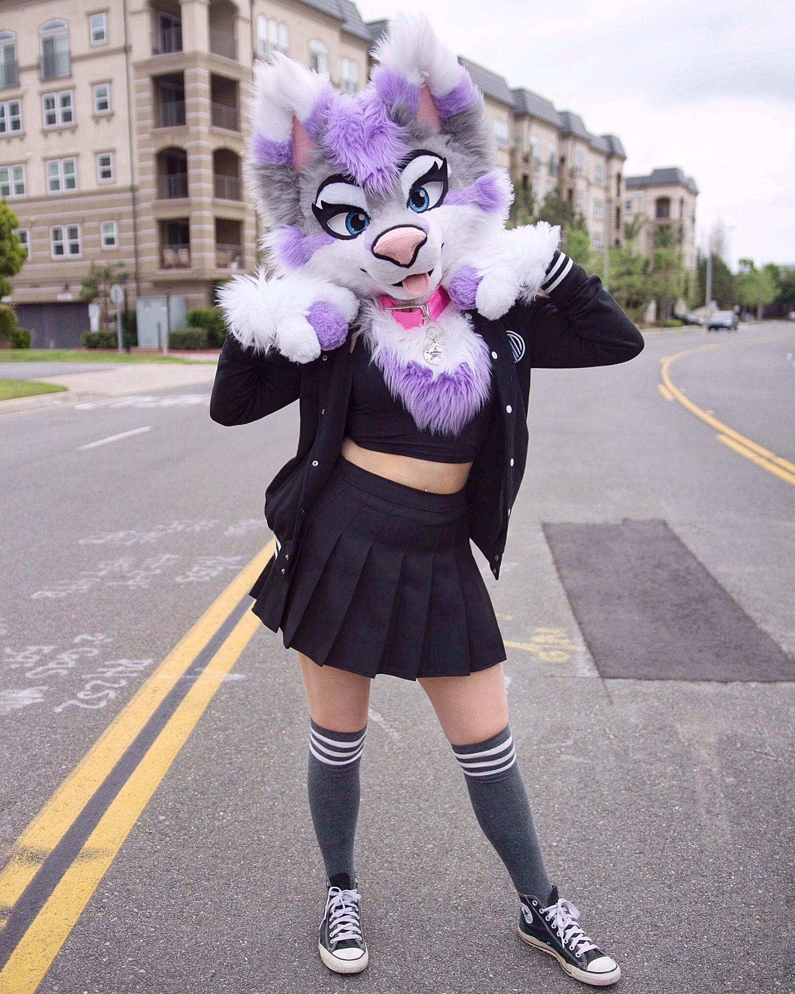 Fucking a Furry