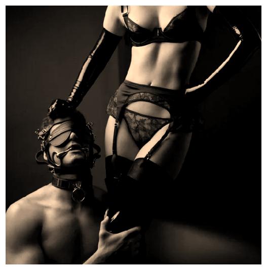 Sex slave gangbang