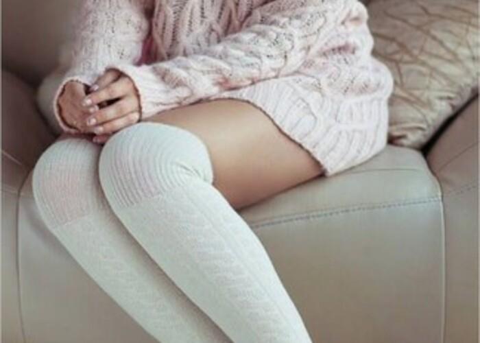Knee Sock Fetish