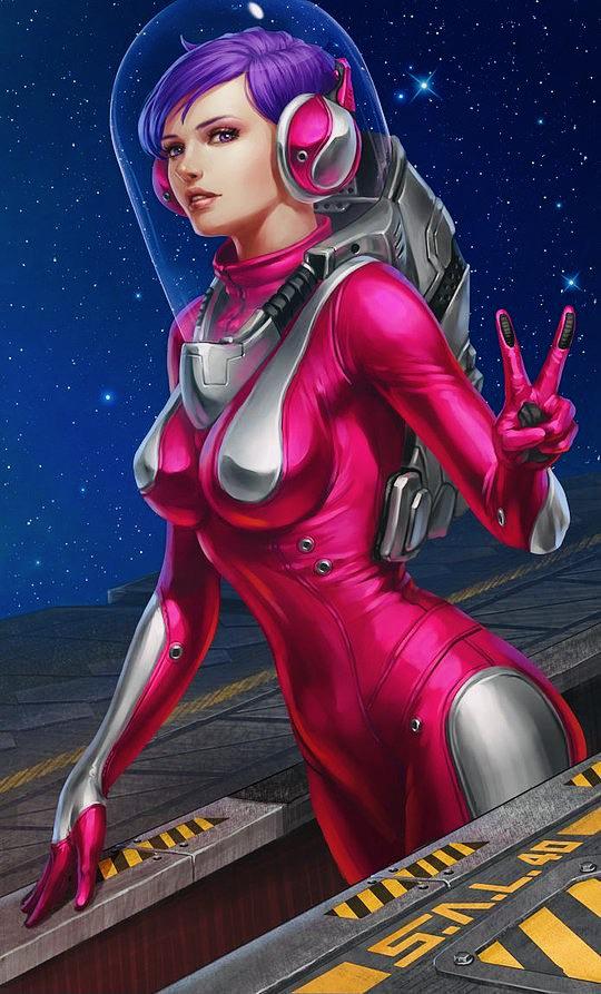 Jezebels In Space