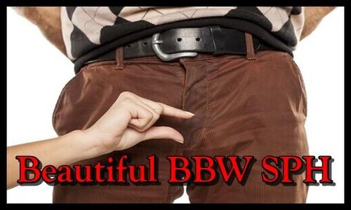 Beautiful BBW SPH