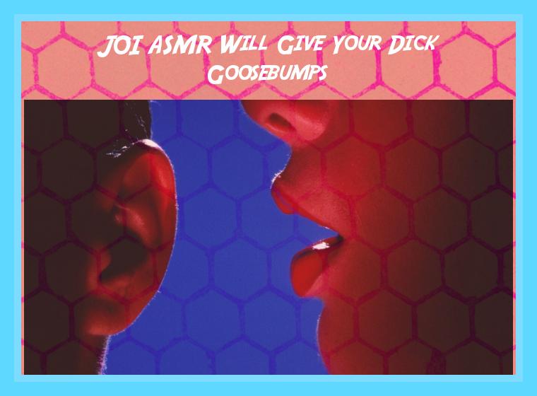 JOI ASMR