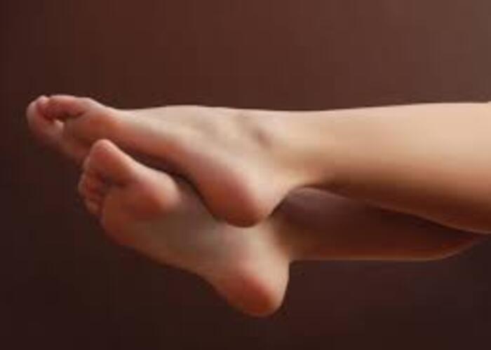 Kinky Foot Fetish