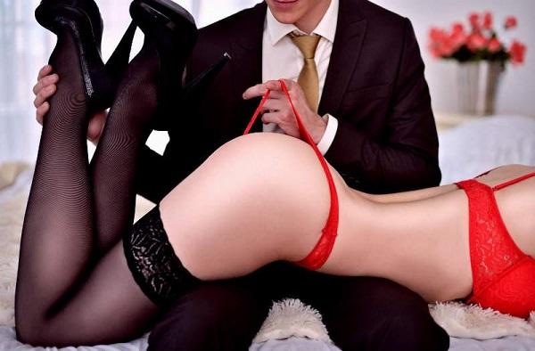 C.J. loves a good hard spanking